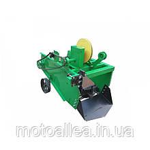 Картофелекопалка для мототрактора КМТ-1-44 Володар для мотоблоков под ВОМ