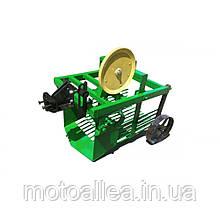 Картофелекопалка вибрационная  КВМ-44 Володар (для водянок)