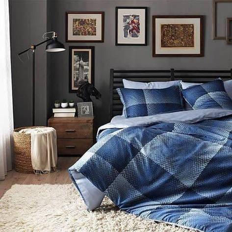 Постельное белье TAC DIGITAL  Tess  PVC двуспальный - евро, фото 2