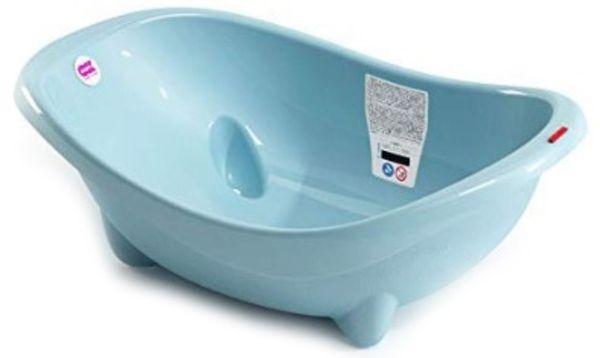 Дитяча ванночка Ok Baby Laguna, колір блакитний