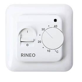 Механический терморегулятор RINEO M5 с датчиком пола (RHF00056)