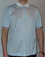Голубая рубашка поло (Турция), фото 1