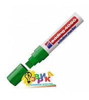 Меловой маркер зеленый Макси