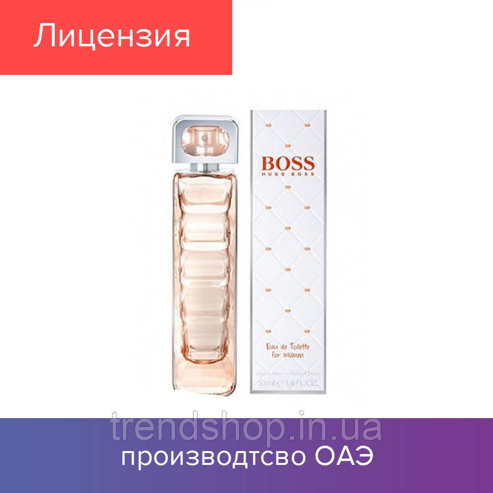 100 ml Хьюго Босс Босс Orange  | Туалетная вода  Хьюго Босс Оранж 100 мл