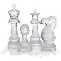 Форма для льда Шахматные фигуры Шахматы, фото 1