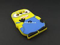 Чехол Disney для Samsung Galaxy A3 A300h Миньон