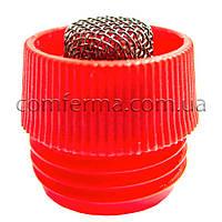 Фильтр сетчатый пластик. к ниппельной поилке для свиней (ФЛНП-8)