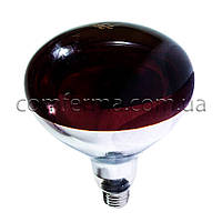 Лампа інфрачервона R125 250 Вт черв. BS, фото 1