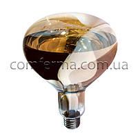 Лампа інфрачервона R125 100 Вт бронза LO, фото 1