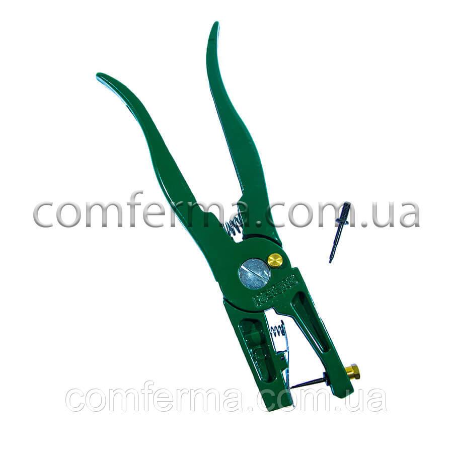 Биркователь (аплікатор) для вушних бирок (модель-1)