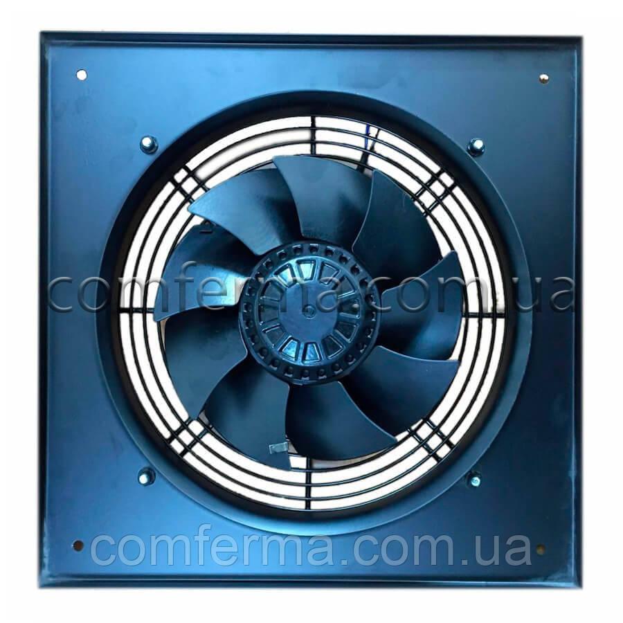 Осевой промышленный вентилятор 200 B/S с фланцем