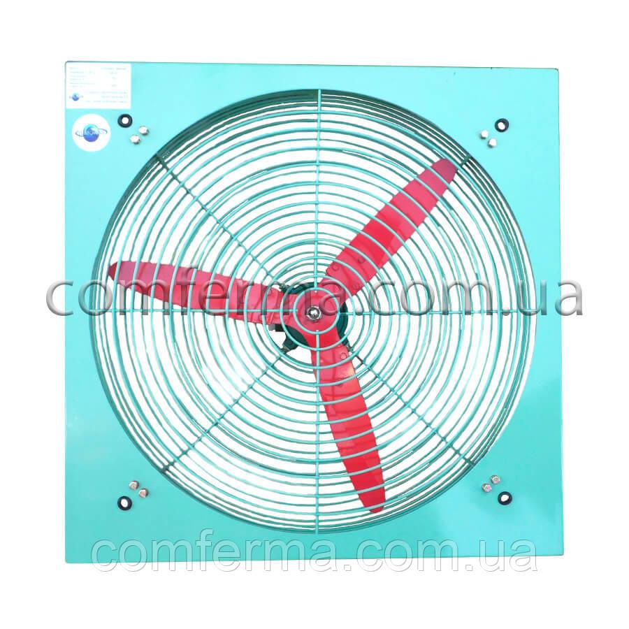Взрывозащищенный осевой вентилятор 670х670 мм