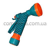 "Пистолет ""душ"" для полива (цанга 3/4″) с фиксатором"