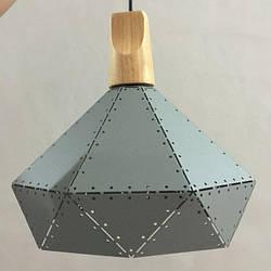Люстра с полигональным дизайном SLAVIA ZD038A/D300