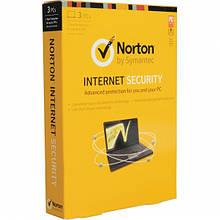 Norton Internet Security Global Key 3 устройства на 1 год