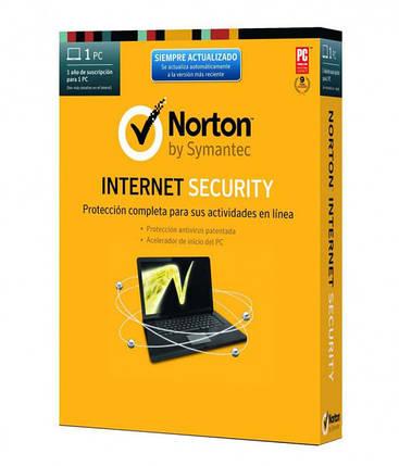 Norton Internet Security Global Key 1 устройство на 1 год, фото 2