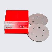 Наждачный круг Smirdex. Диаметр 150 мм. Зерно 40-1000