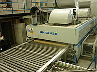 Печь закалки Uniglass UGC 2100 x 3800 DOUBLE CHAMBER LOW E