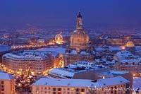 Места счастливых людей - Прага и Дрезден. Выезд 30.12, 5 дней