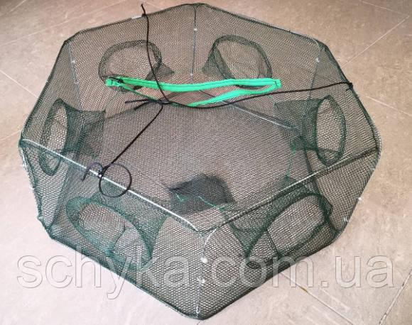 Садок Salmo (шестиигольный, PL) 60х50см / 23см UT6050