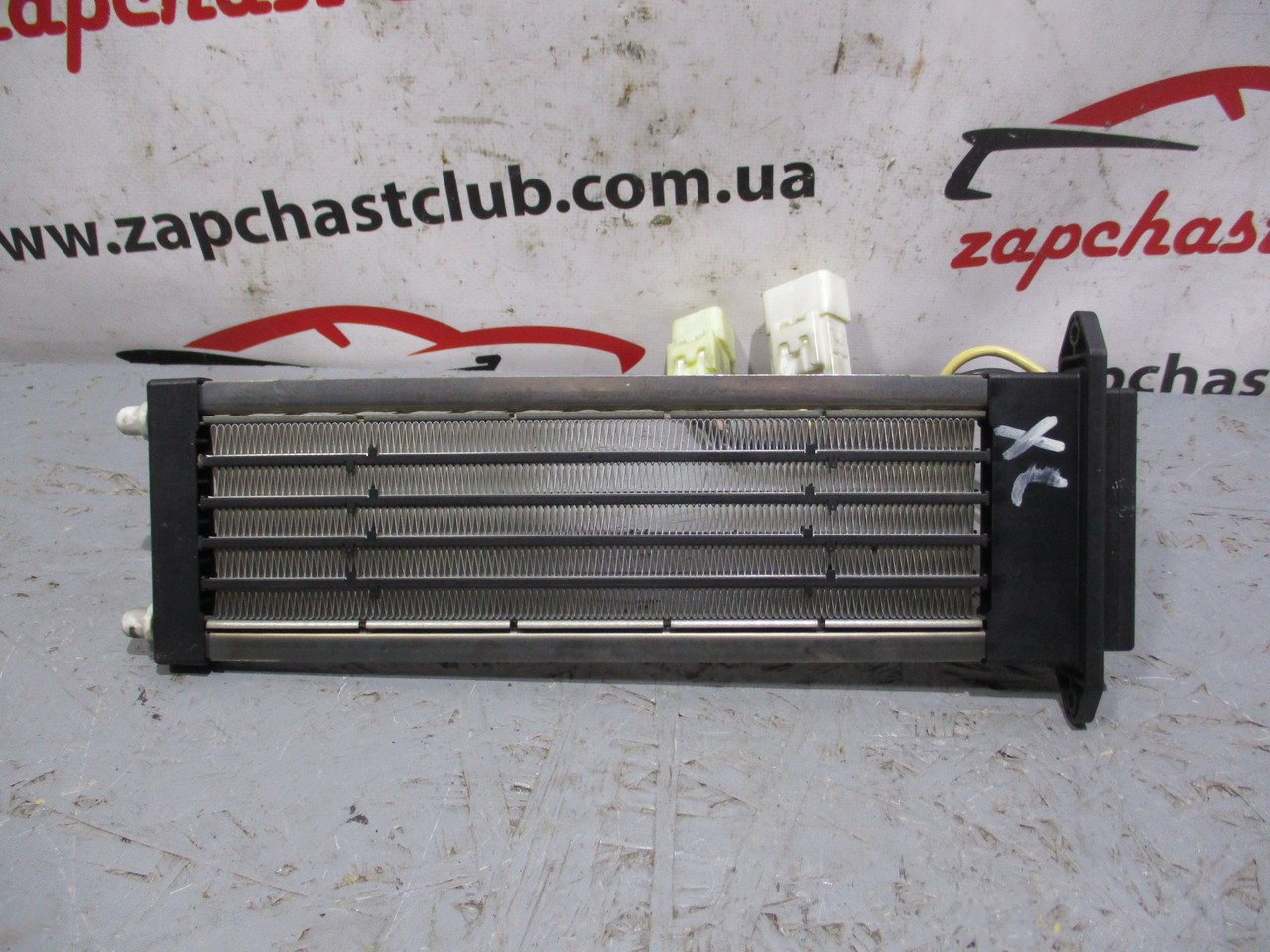Радиатор принудительного подогрева печки 7807A003 994506 Outlander XL Mitsubishi