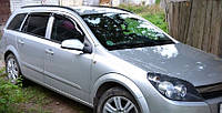 Дефлекторы оконOpel Astra H Wagon 2004 | Ветровики Опель Астра