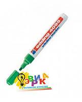 Меловой маркер зеленый