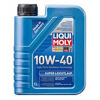 Моторное масло полусинтетика LIQUI MOLY 10W-40 Super Leichtlauf  1L