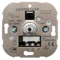 Механизм светлорегулятора для галогеновых ламп с электронным трансформатором 20-550 ВА hager.polo