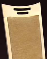 Стул обеденный Юля белая эмаль Авангард (Микс-Мебель ТМ), фото 2