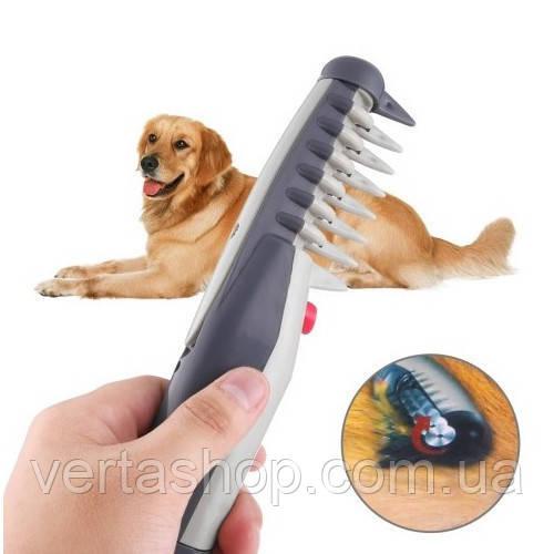 Электрическая расческа для животных Knot Out