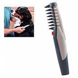 Электрическая расческа для животных Knot Out, фото 5