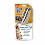 Электрическая расческа для животных Knot Out, фото 8