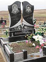 Подвійний пам'ятник фото фото 2