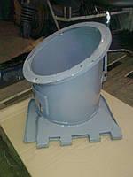 Патрубок выгрузного шнека 54-6-3-2-1Б Нива,СКА-5