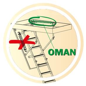безопасность чердачной лестницы