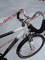 Городской велосипед Foshion 28 колеса 21 скорость, фото 3