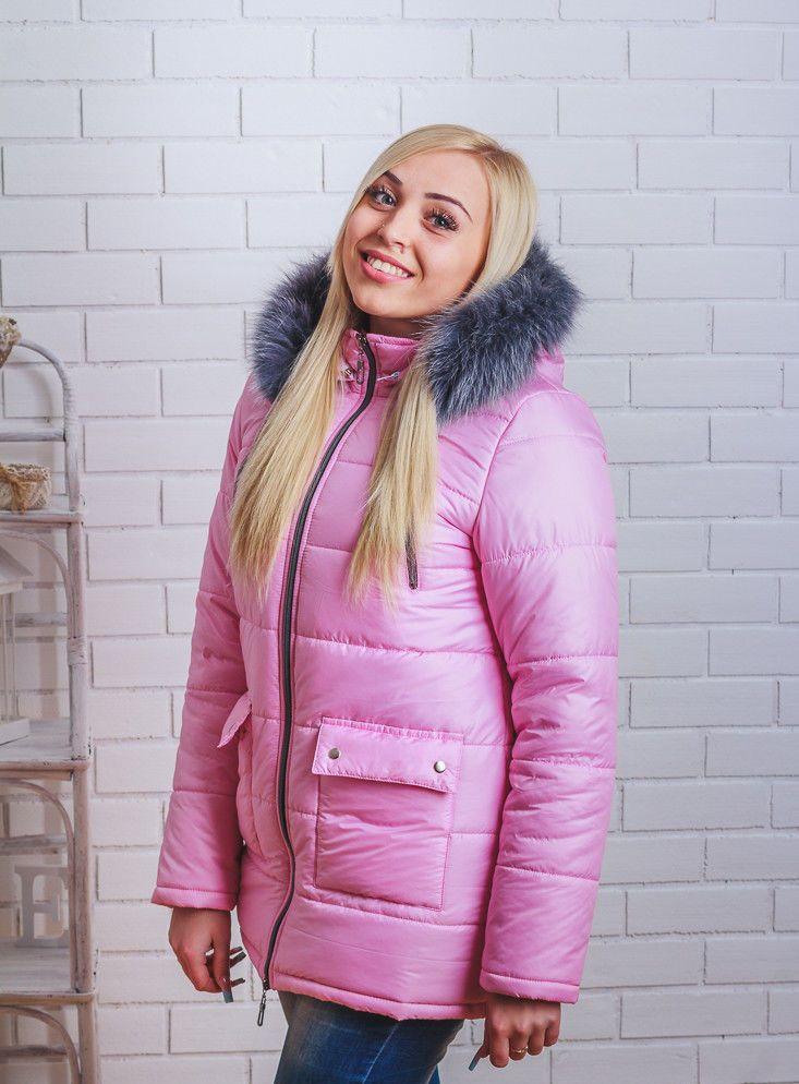 Подовжена куртка жіноча
