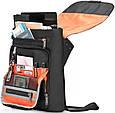 Бизнес сумка премиум качества EVERKI Venue (EKS622) черная, фото 4