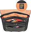 Бизнес сумка премиум качества EVERKI Venue (EKS622) черная, фото 5
