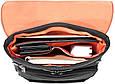 Бизнес сумка премиум качества EVERKI Venue (EKS622) черная, фото 6