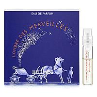 Hermes L'ombre Des Merveilles Парфюмированная вода (пробник) 2ml (3346131797141)