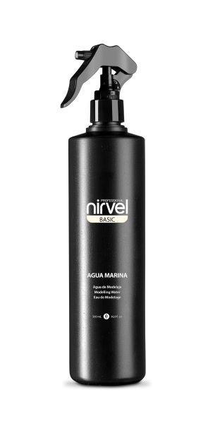 Nirvel Agua Marina. Солевой спрей для моделирования волос, 500 мл.