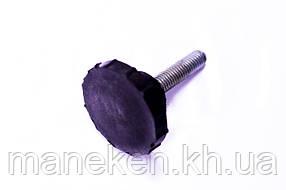 Болт-фіксатор D39 М6 L35 P2black (чорний)