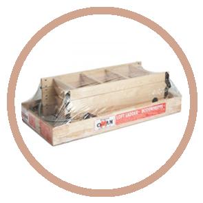 чердачные лестницы | упаковка чердачных лестниц | упаковка оман
