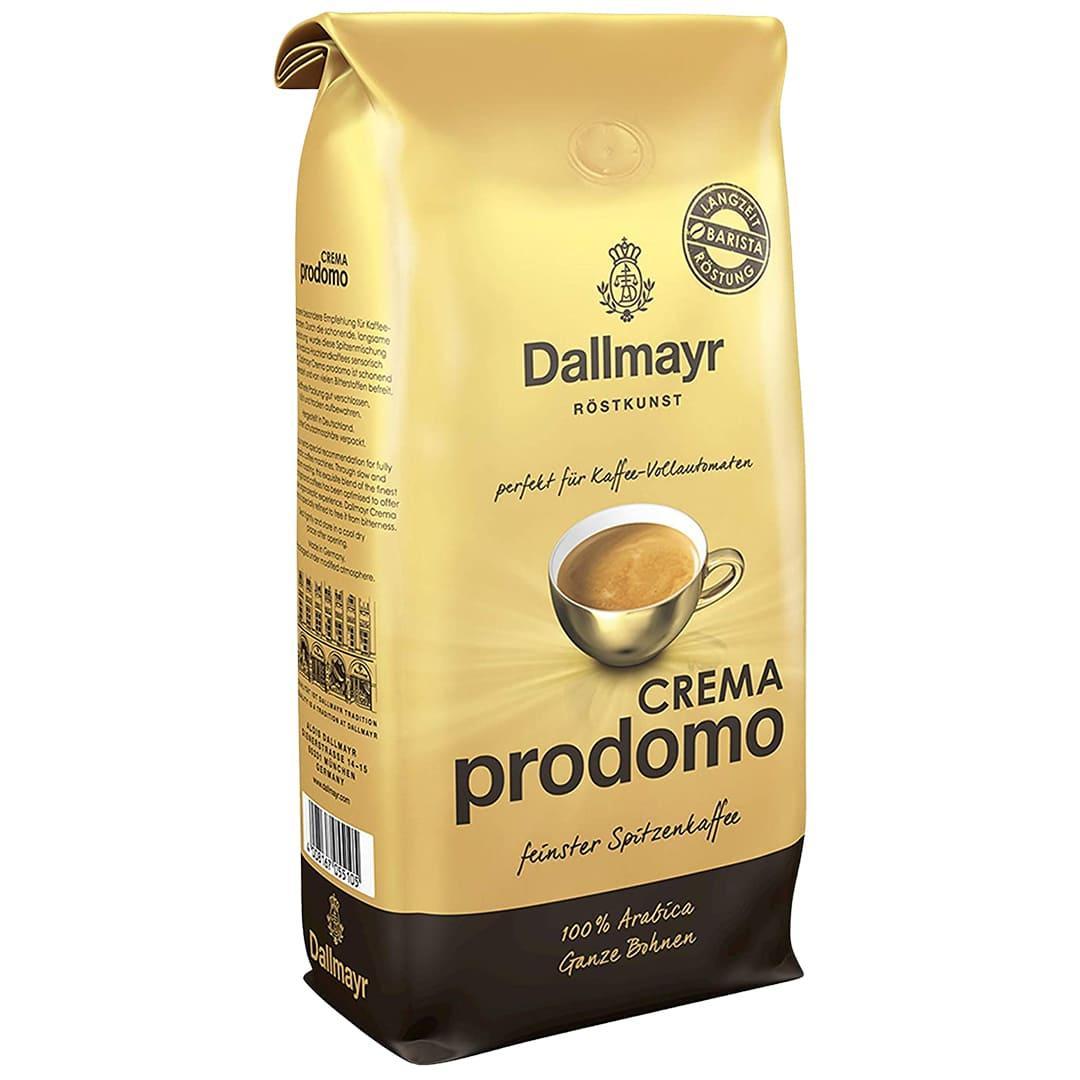 Кофе в зернах Dallmayr Crema prodomo 1000g