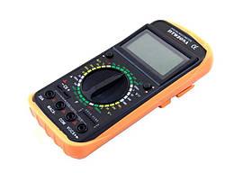 Цифровой мультиметр UKC DT-9208A, профессиональный