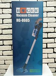 Пылесос вакуумный на аккумуляторе Haeger HG-8665 вертикальный | сухая и влажная уборка