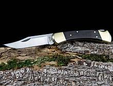 Нож складной Buck 110 Folding Hunter Ebony