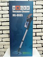 Вакуумний пилосос на акумуляторі Haeger HG-8665 вертикальний   сухе і вологе прибирання
